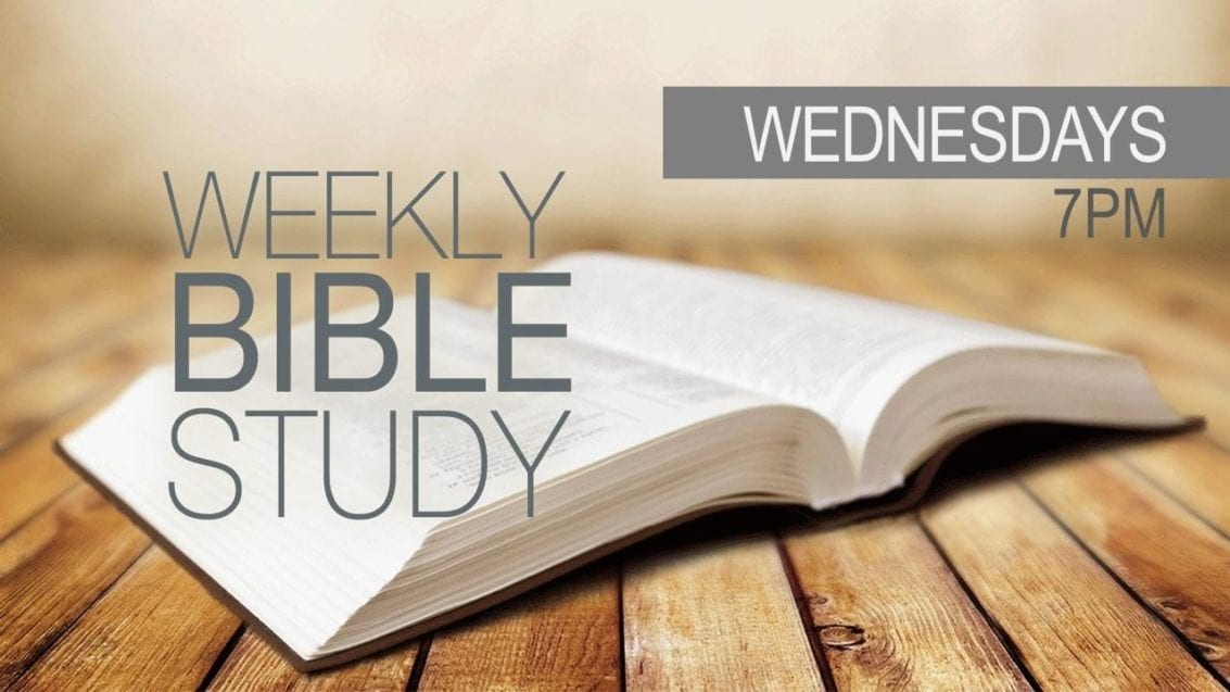 Image result for wednesday bible study